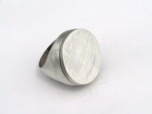 Silver, rubber